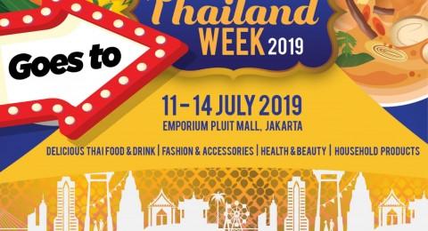 Thailand Festifal
