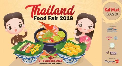 Thai Fest Agustus 2018