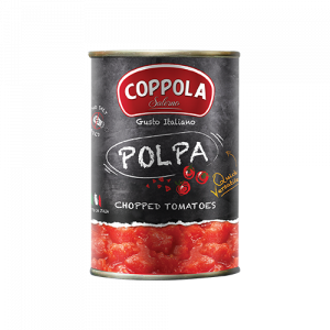 Polpa Chopped Tomatoes 400g