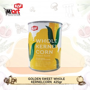 KAF Golden Sweet Whole Kernel Corn 425gr
