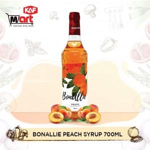 Bonallie - Premium Peach Syrup 700ml