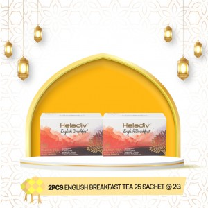 Heladiv English Breakfast Tea Bundle Pack