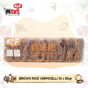 KAF Brown Rice Vermicelli 10 x 50gr