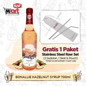 Bonallie - Premium Hazelnut Syrup 700ml