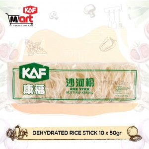 KAF Dehyrated Rice Stick 10x50gr