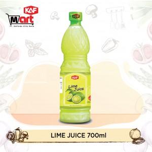 KAF Lime Juice 700ml