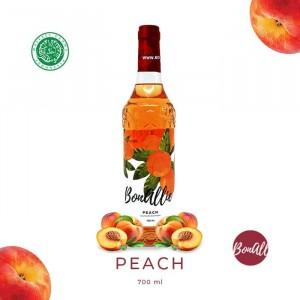 Bonallie - Premium Peach Syrup