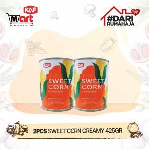 Sweet Corn Creamy 425gr Bundle Pack