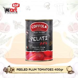 Coppola Pelati Peeled Plum Tomatoes 400g