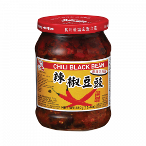 Chili Black Bean 380gr