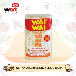Wai Wai Dehyrated Stick Size L 400gr