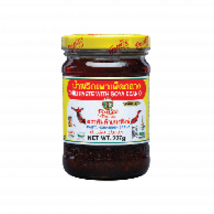 Chili Paste With Soya Bean Oil 227gr