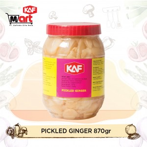 KAF Pickled Ginger 870gr