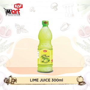 KAF Lime Juice 300ml