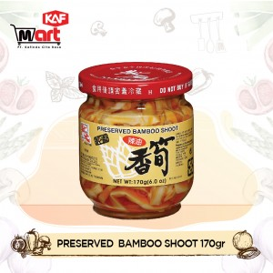 Master Preserved Bamboo Shoot 170gr