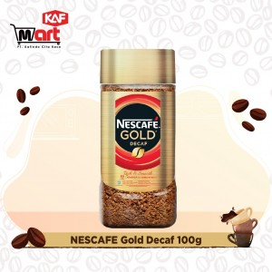 NESCAFE Gold Decaffeine Jar 100g
