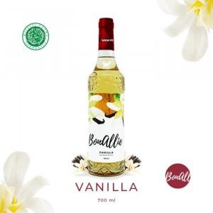 Bonallie - Premium Vanilla Syrup