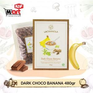 La Granola Dark Choco Banana 480gr