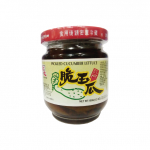Pickled Cucumber Lettuce 180gr