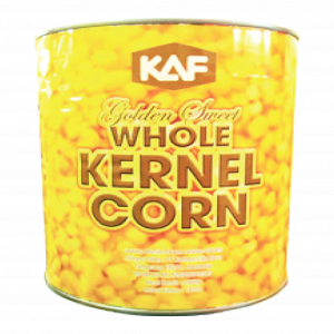 Golden Sweet Whole Kernel Corn 2950gr