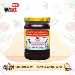 Pantai Chili Paste With Soya Bean Oil 227gr