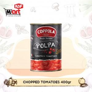 Coppola Polpa Chopped Tomatoes 400g