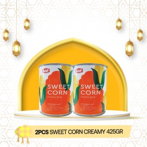 Sweet Corn Creamy 425gr Bundle Pack