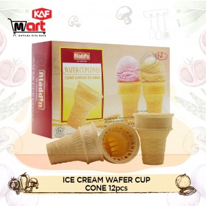 Ice Cream Wafer Cup Cone 12pcs