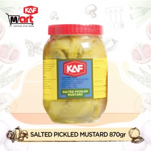 KAF Salted Pickled Mustard 870gr