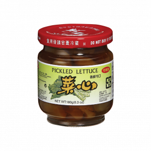 Pickled Lettuce 180gr