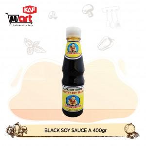 Healthy Boy Black Soy Sauce A 400gr