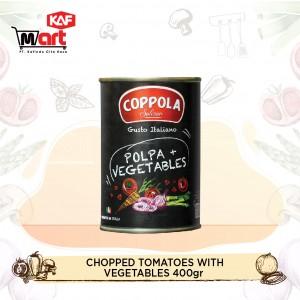 Polpa Vegetables 400g