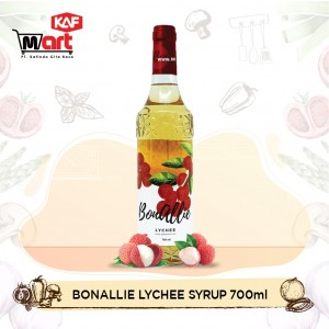Bonallie - Premium Lychee Syrup 700ml